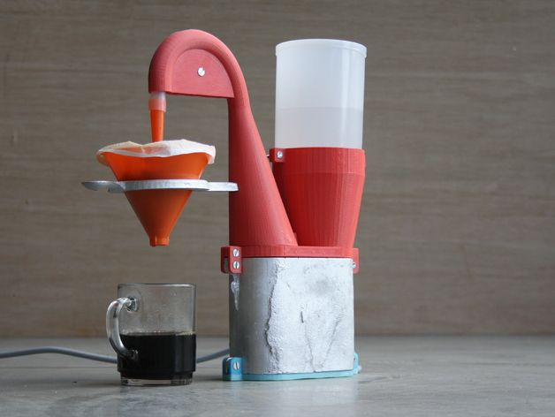 Electric Coffee Maker by Siemen - Thingiverse