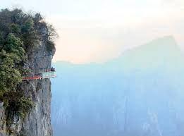 Montaña Tianmen Zhangjiajie, China. - Buscar con Google