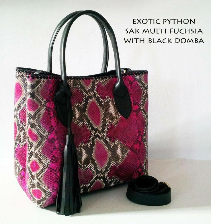 So Pretty ... Python skin bag exotic Made in Indonesia. You can buy them, just drop a comment below