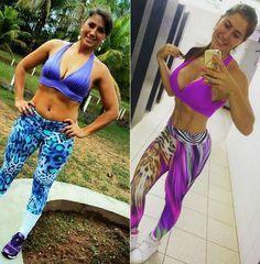 """A paulista Alessandra Bachim, 35, mãe de uma menina de oito, é a prova viva de que é, sim, possível mudar o corpo radicalmente depois da gravidez e dos 30 anos. Ao ver uma foto de si mesma de costas, ela se disse """"chocada"""". """"Achei que eu estava razoável. Não imaginava que tivesse tanta celulite, culote e gordura."""