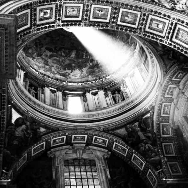 LaLuz Fundamento de La Arquitectura BasilicaSP • ROMA