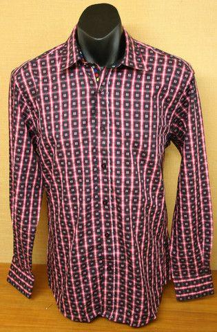 Negretti LS Casual Shirt Jose Ribbon