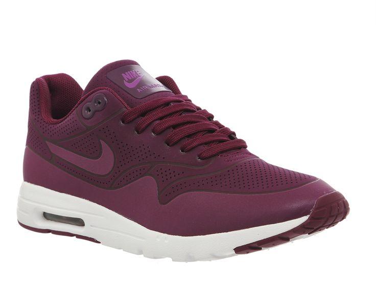 Nike Air Max 1 Ultra Moire (l) Mulberry Purple - Sneaker damen
