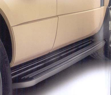 Running Boards / Side Steps for Range Rover HSE SuperCharged