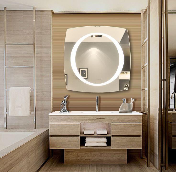 Lighted Vanity Mirror Plans : Best 25+ Bathroom plans ideas on Pinterest Master bedroom layout, Bathroom design layout and ...