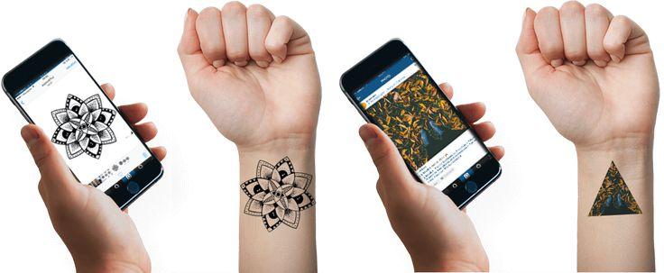 Vous pouvez rapidement appliquer le Tatouage temporaire sur votre corps simplement en utilisant de l'eau. Il est conçu pour donner l'aspect embossé très semblable à un tatouage permanent et donc semble belle. Allez-y obtenir votre propre tatouage personnalisé fait aujourd'hui.  http://tatouagetemporaire.com/