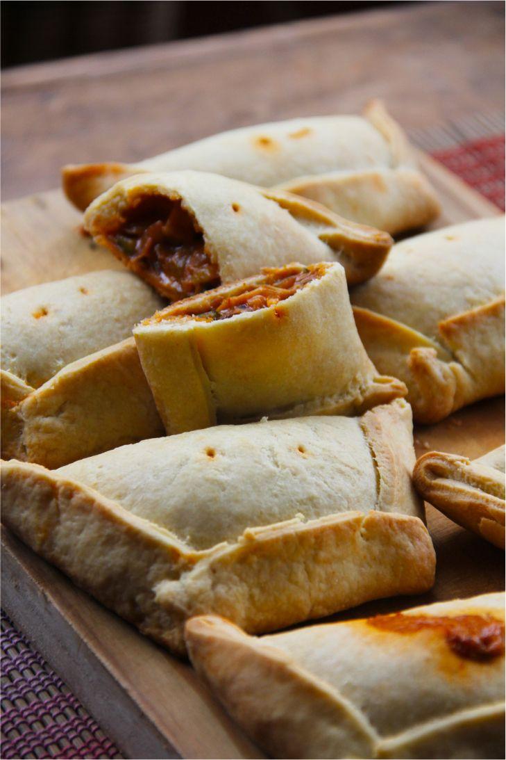 Receta de Empanada de Verduras | Receta Vegetariana | CherryTomate