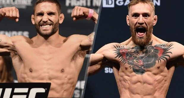 MMA UFC 189: Chad Mendes vs. Conor McGregor