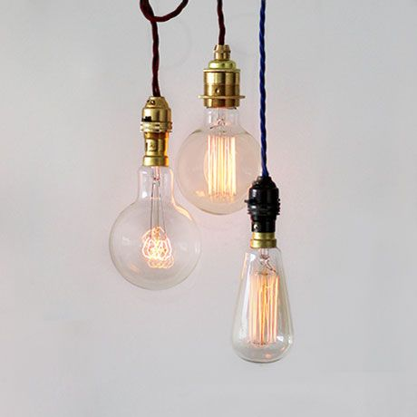 Filament Light Bulbs by MIMIME - Retro light bulbs directly from London | MONOQI