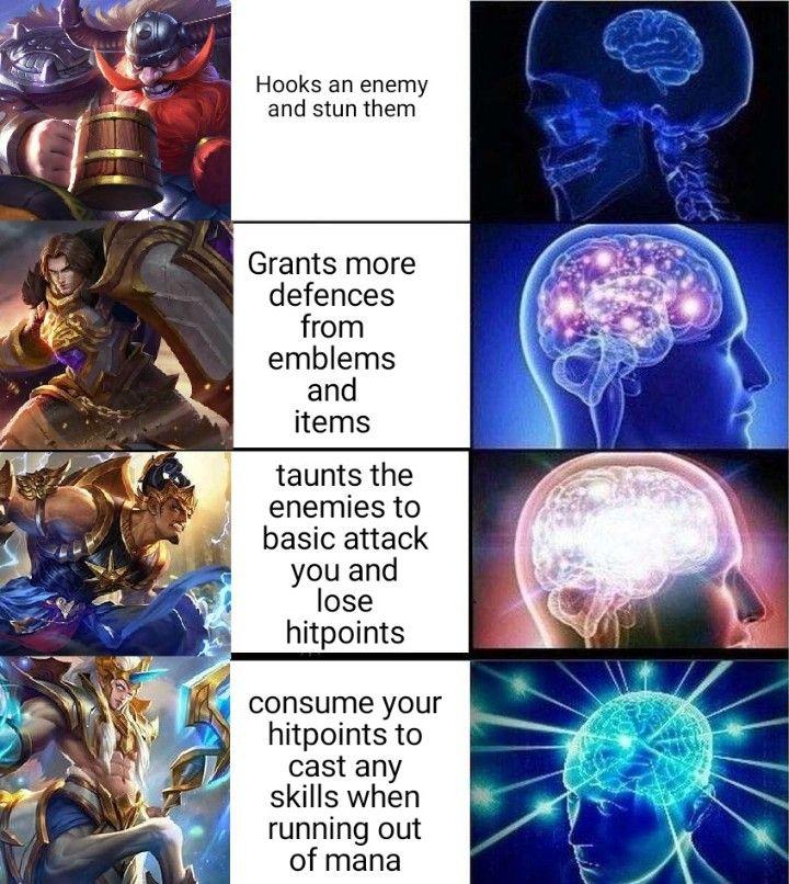 Mobile Legends Meme Mobile Legends Memes Legend
