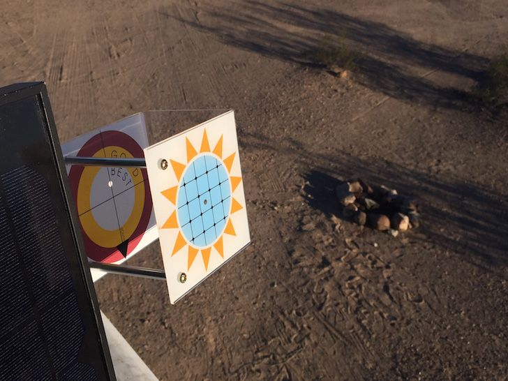 Simple Unit That Helps You Best Position Your Solar Panels                                                                                                                                                                                 More