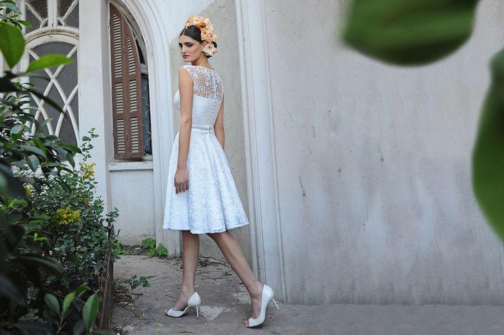 81 best Little White Dresses images on Pinterest | Homecoming ...
