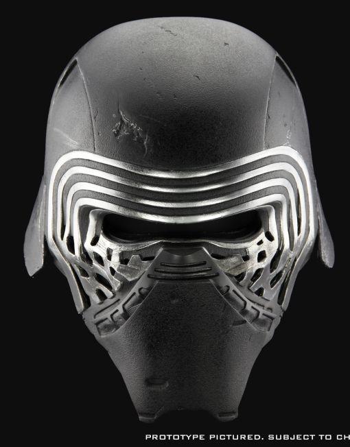 STAR WARS™ THE FORCE AWAKENS Kylo Ren Helmet Premier Line Accessory1
