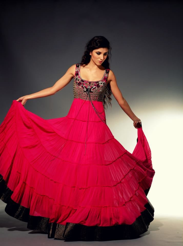 24 best Occasion dresses images on Pinterest   India fashion, Indian ...