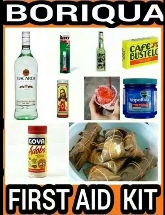 This is what all Puerto Ricans have
