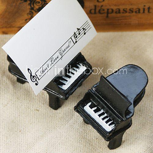 """lasciare carte e titolari """"non è amore grande?"""" titolari di pianoforte di carta posto (set di 4) - EUR €7.83"""