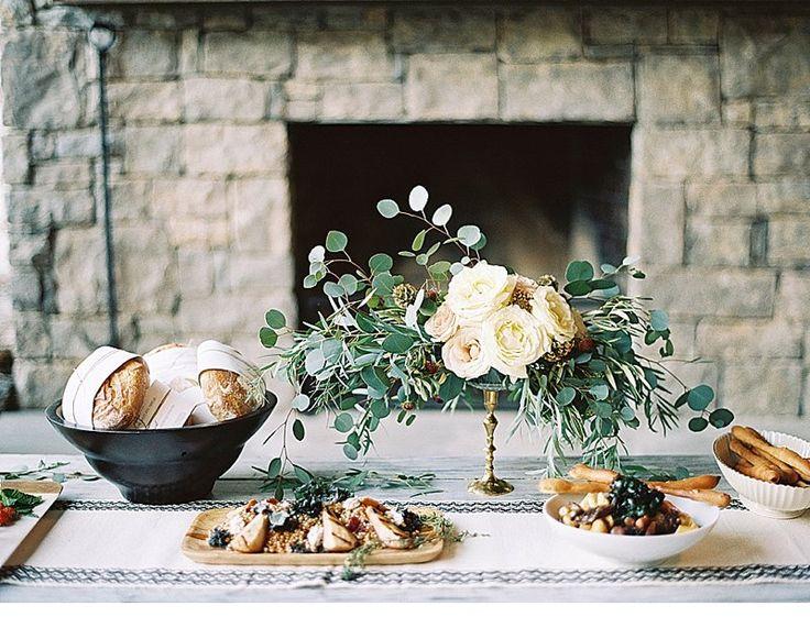 Hochzeits-Inspirationen mit einer bezaubernden Detailvielfalt von Julie Paisley Photography