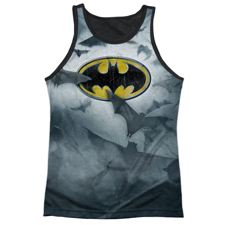 """Checkout our #LicensedGear products FREE SHIPPING + 10% OFF Coupon Code """"Official"""" Batman/bat's Logo-adult Poly Tank Top T- Shirt - Batman/bat's Logo-adult Poly Tank Top T- Shirt - Price: $24.99. Buy now at https://officiallylicensedgear.com/batman-bat-s-logo-adult-poly-tank-top-t-shirt-licensed"""