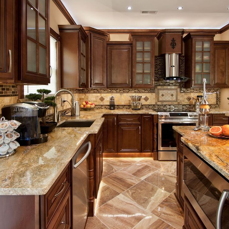 Stained Kitchen Cabinets: 25+ Best Ideas About Stained Kitchen Cabinets On Pinterest