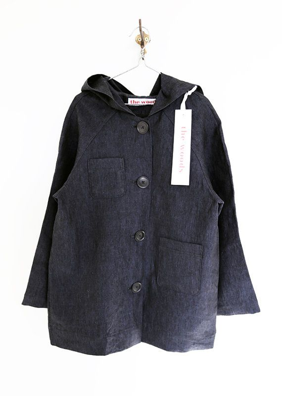Worker Coat by the woods children