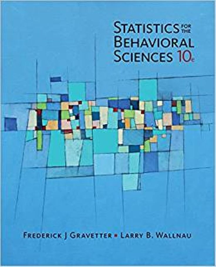 The 25 best math textbook ideas on pinterest calculus textbook statistics for the behavioral sciences 10th edition pdf instant download fandeluxe Images