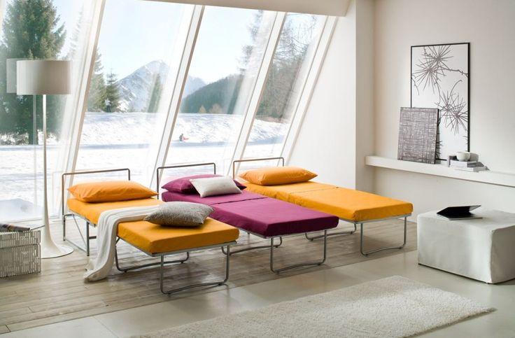 OPLA  divano 3 posti - 3 letti singoli aperti Sofa  Club