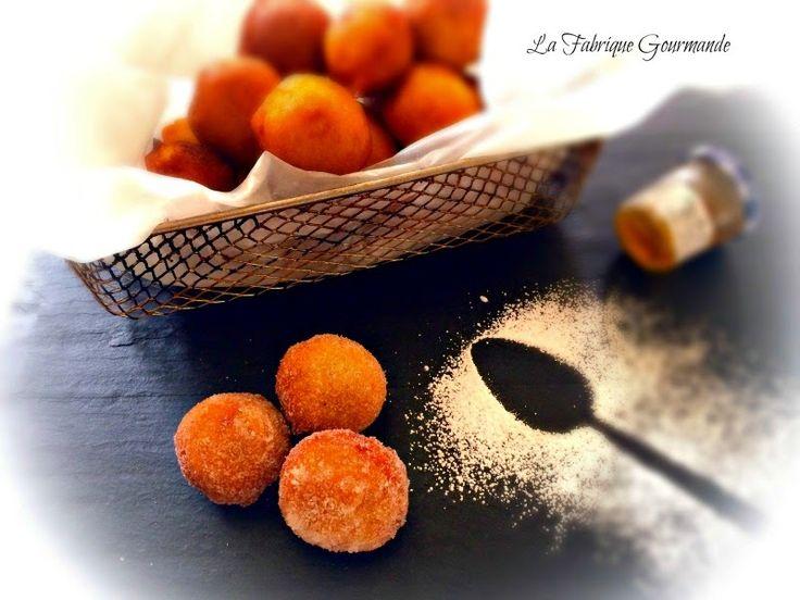 La Fabrique Gourmande: Beignets à la cuillère de Pessah