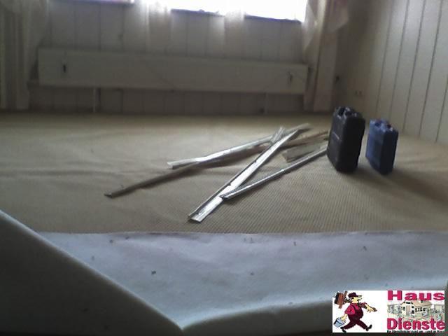 2009 (Kunde)   Teppichboden verlegen