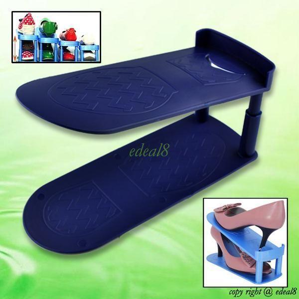 plastic shoe rack shelf holder tidy organizer storage in home u0026 garden household supplies