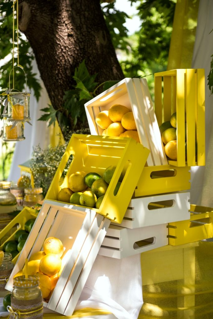 """Because we create the """"#design""""... Only dare to #dream... #wedding #marriage #decoration #inspiration #lemon"""