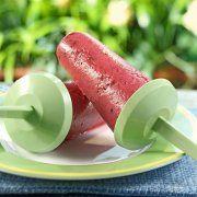 Sucettes glacées au yogourt