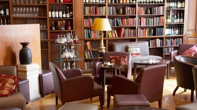 The Cinnamon Club, Westminster. Of Buzzfeed's 16 Incredible Library Bars In London.