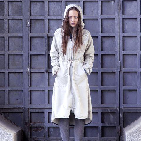Great Ocean Jacket Concrete by Urban Fashion