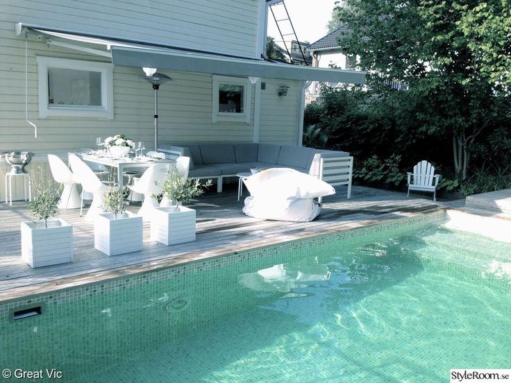 altanbygge,altan,pool,veranda,hörnsoffa
