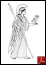 Målarbilder från Grekisk mytologi