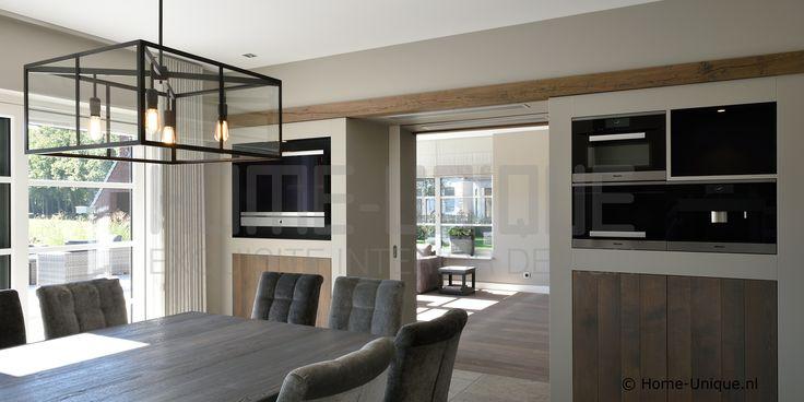 Home-Unique kitchen / Modern-Landelijke woonkeuken