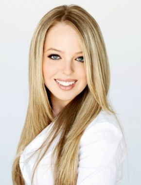 Tiffany Trump, daughter of Marla Maples & Donald Trump