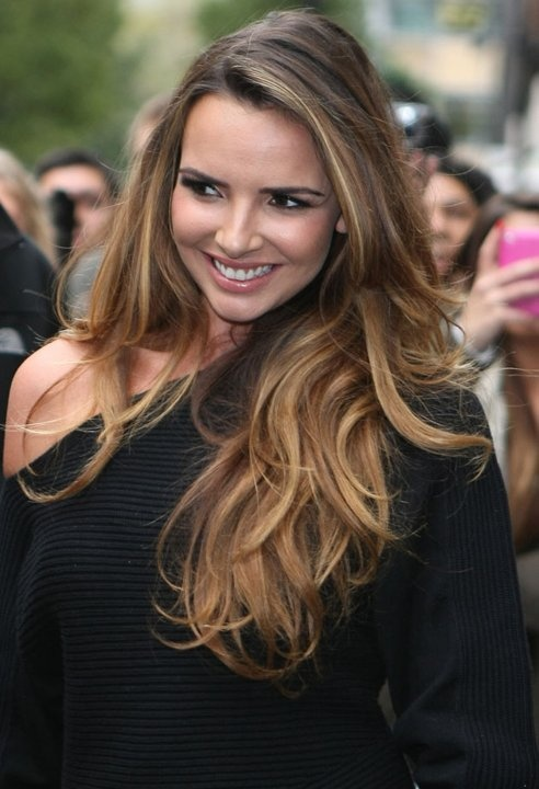 8. Nadine Coyle, £6m. A Girls Aloud reunion saw Nadine Coyle, 27, re-enter the rich list this year. Copyright [WENN]