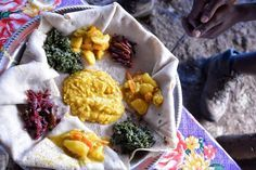 17 Delicious Ethiopian Dishes All Kinds Of Eaters Can Enjoy by buzzfeed #Ethiopian_Cuisine