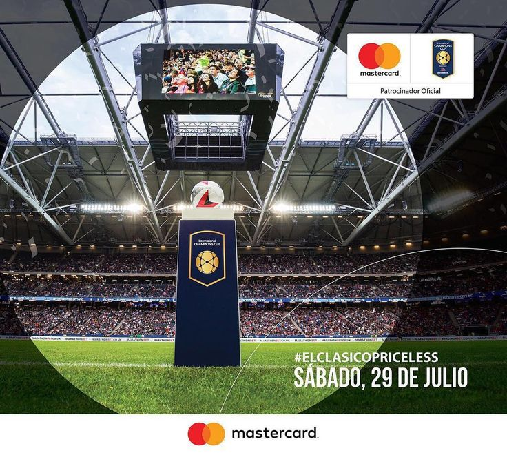 El CLASICO MIAMI  We've teamed up with @MasterCard to give you the opportunity to win two tickets to the Real vs. Barça LIVE on Saturday at @HardRockStadium and enjoy an incredible lunch experience at the @Faena. To participate you need to:  1) Like this photo  2) Like @MastercardLAC 3) Subscribe to our YouTube.com (Link in bio) 3) Comment Done and tag the friend you want to take to the match!  Profiles have to be public if not we won't be able to see you. We will announce the winner in 48…
