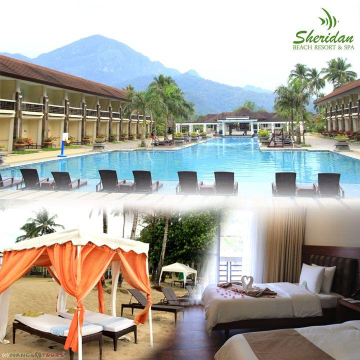 Mango Tours Sheridan Beach Resort Spa Puerto Princesa Palawan