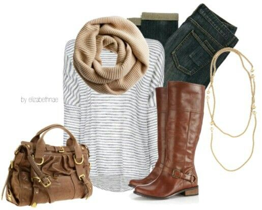Fall Outfit Or Winter Outfit