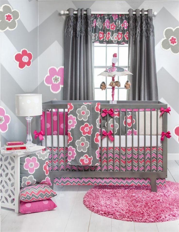 Addison Baby Crib Bedding Set By Glenna Jean