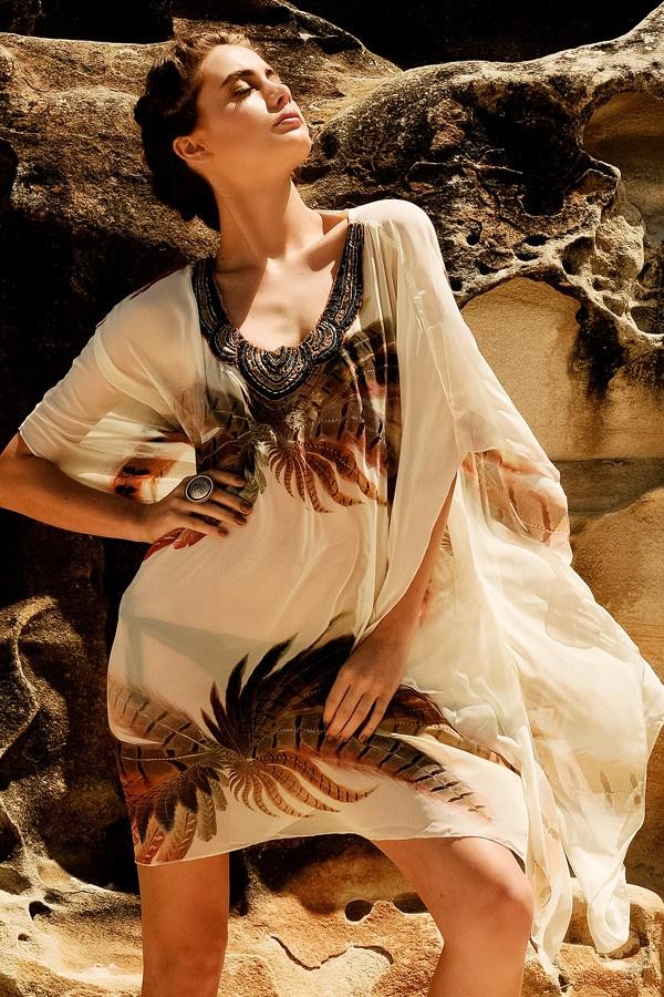 Feathers Dashiki