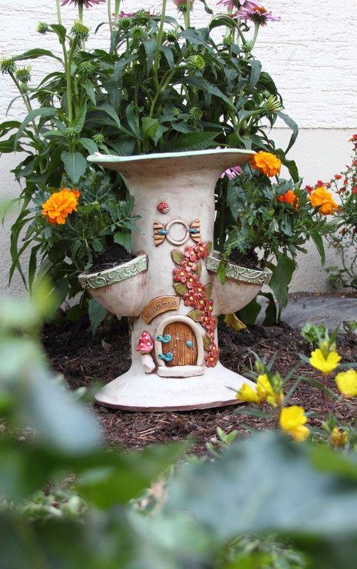 165 best pottery\/garden images on Pinterest Cement, Ceramic - haus und garten