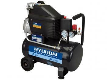 Motocompressor de Ar 24L monofásico 2HP - 2850rpm - HYAC24D-1