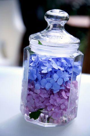 Segnaposto fai da te: matrimonio al profumo di fiori