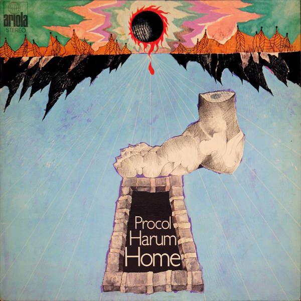 Procol Harum - Home (Vinyl, LP, Album) at Discogs
