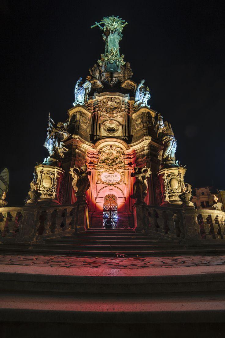 Olomouc - The Holy Trinity Column (UNESCO)