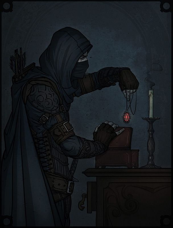 "Thief: FAN ART Gallery - NEW! ""Garrett - Master Thief"" by ..."